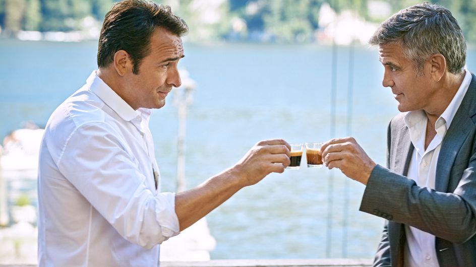 Jean Dujardin et George Clooney : Découvrez leur pub pour Nespresso (Photos et vidéo)