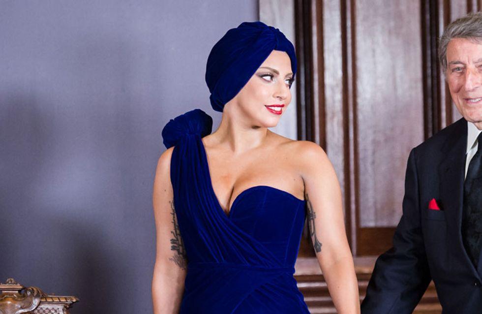Lady Gaga y Tony Bennett protagonizan la campaña navideña de H&M