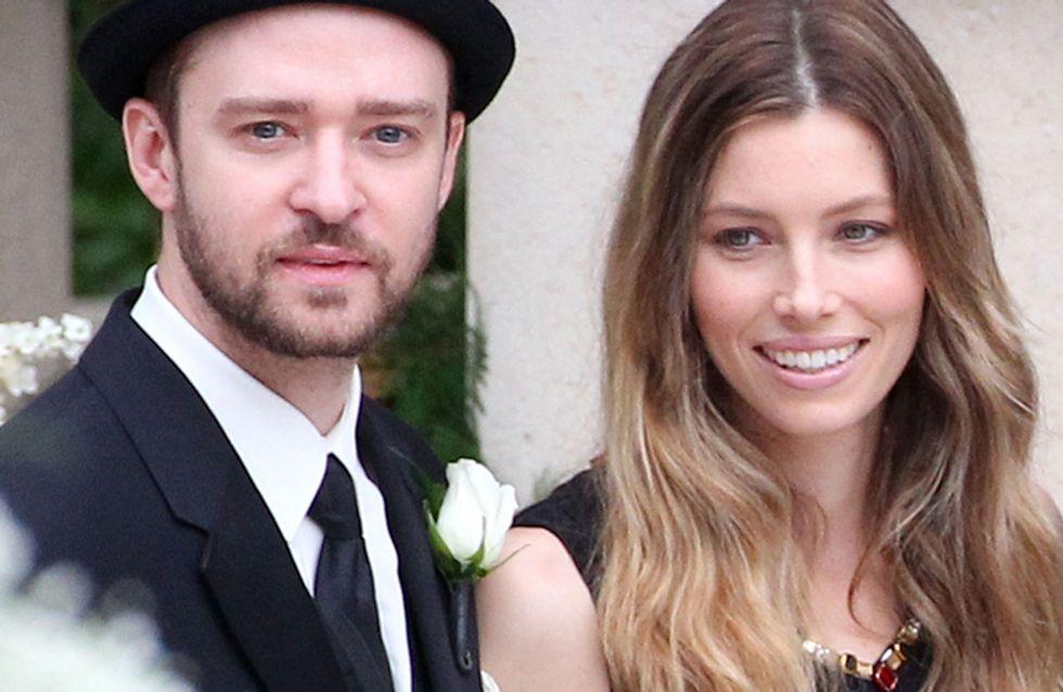 Justin Timberlake y Jessica Biel esperan su primer bebé