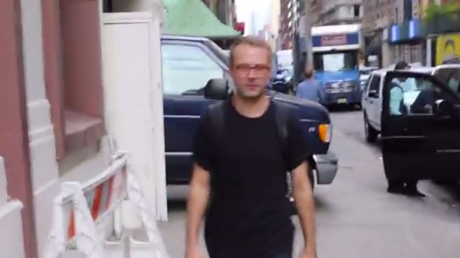 Want To See The Male Perspective Of Walking Through NYC For Ten Hours?