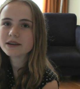 Die 13-jährige Anna wollte berühmt werden. Jetzt ist sie tot.