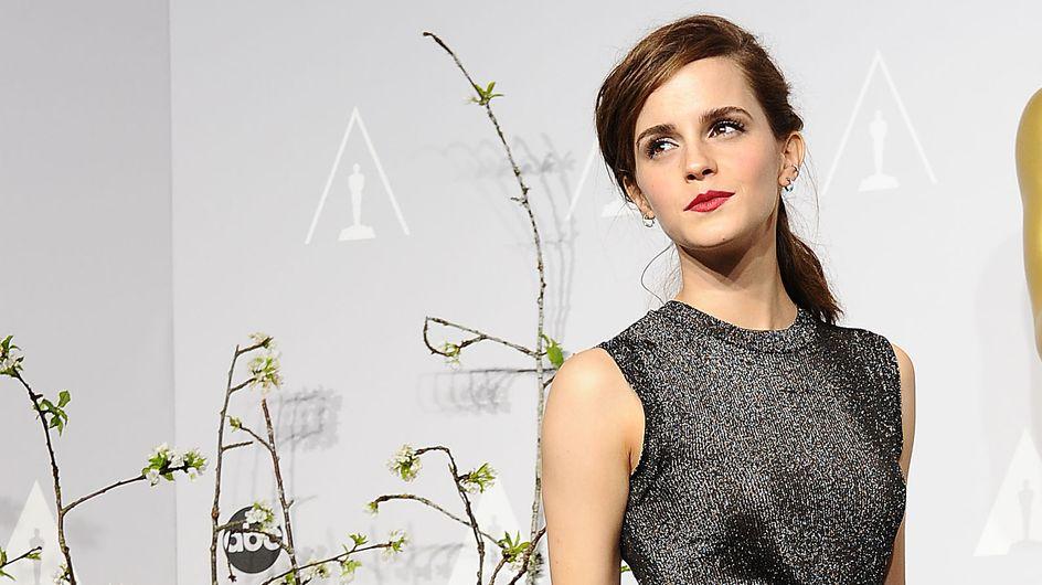 """Emma Watson : """"Je n'ai pas toujours été à l'aise avec la célébrité"""""""