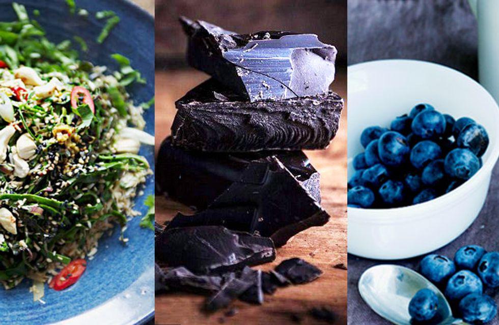10 lekkerste ingrediënten om je te helpen ontspannen