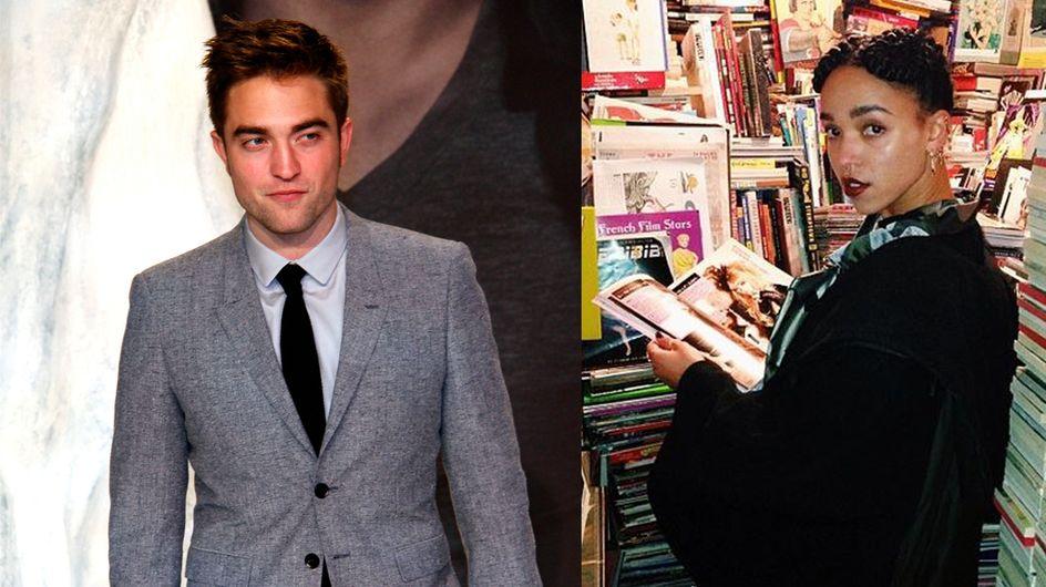 FKA Twigs évoque sa relation avec Robert Pattinson