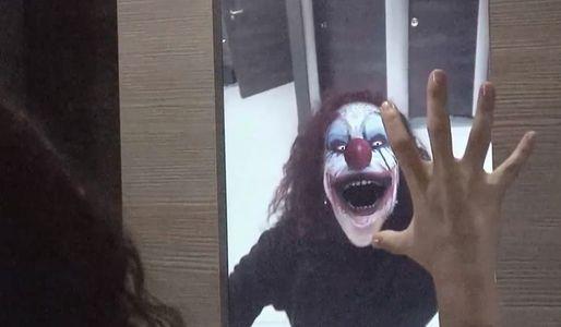 Lo scherzo dello specchio demoniaco