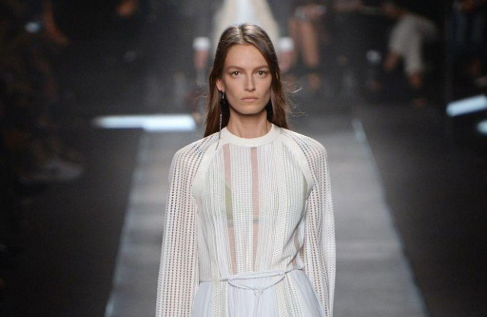 Fashion week de Paris : le top 3 des cuissardes