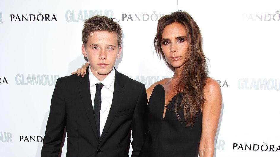 Brooklyn Beckham, le nouveau mannequin de la famille Beckham (Photos)