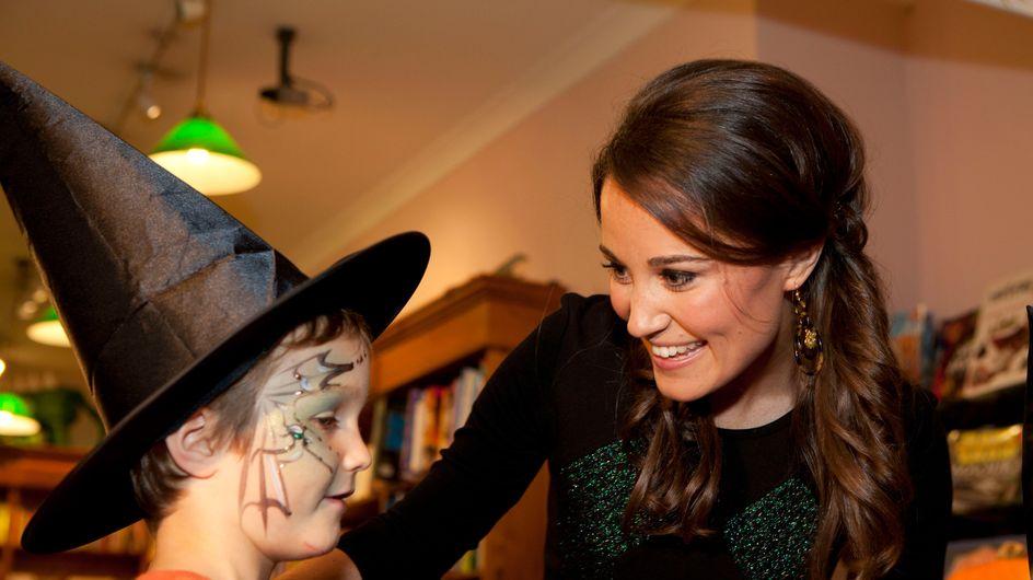 Les bons plans de Pippa Middleton pour Halloween
