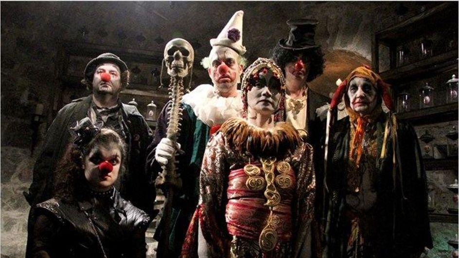 Le guide de survie si vous croisez un clown ce soir