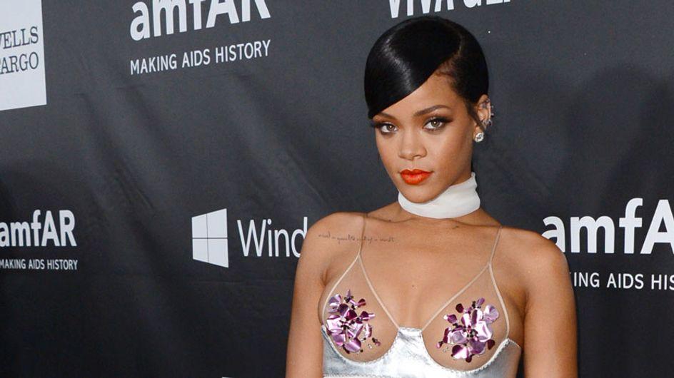 Rihanna, el peor look de la semana