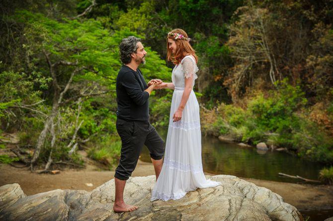 Império | Casamento de José Alfredo e Maria Ísis