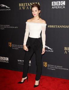 Emma Watson aux BAFTA Awards de Los Angeles, le 30 octobre 2014
