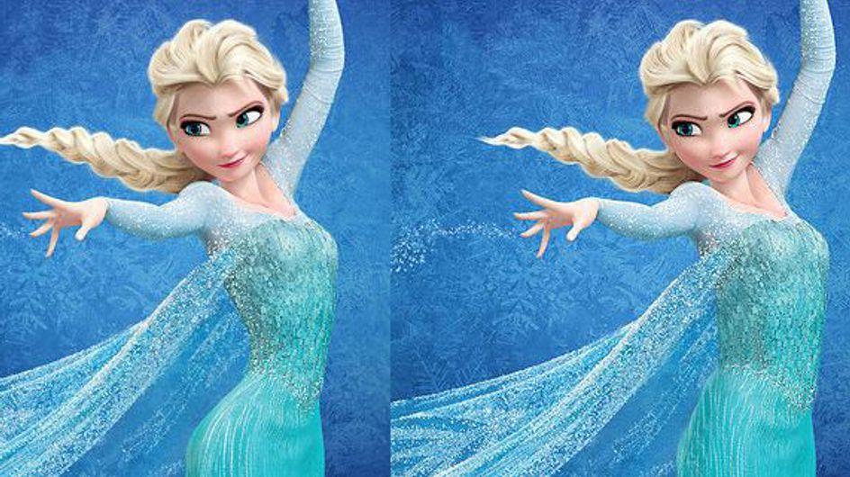 A quoi ressembleraient les princesses Disney si elles avaient une taille normale ? (Photos)