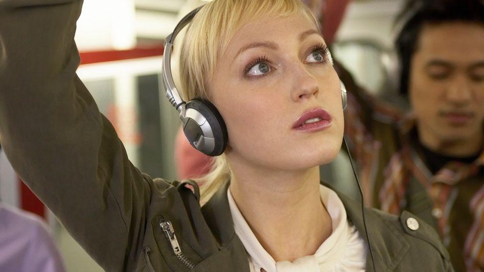 Dites stop au harcèlement dans le métro !