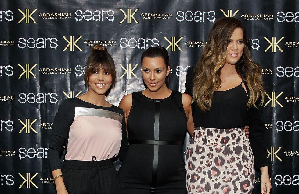Une pétition lancée contre les vêtements des soeurs Kardashian