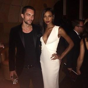 Jasmine Tookes et son boyfriend