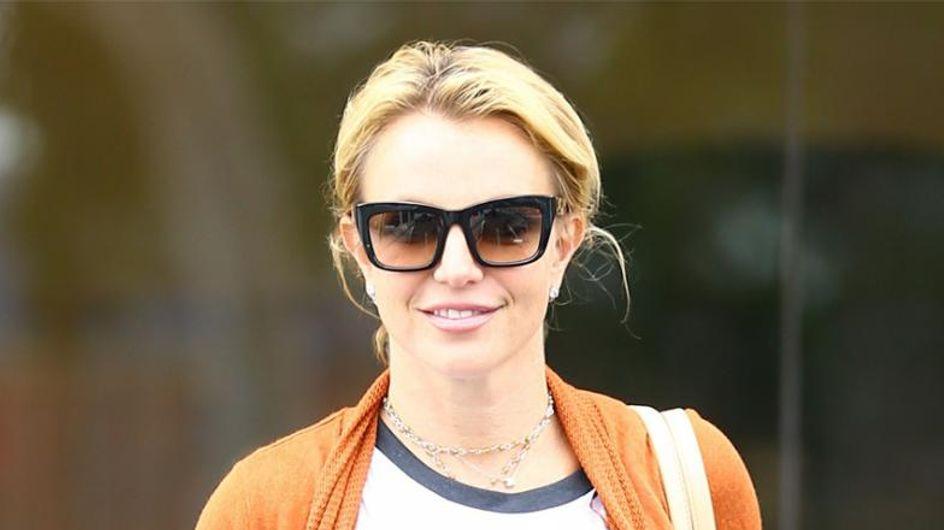 Britney Spears ist wieder verliebt