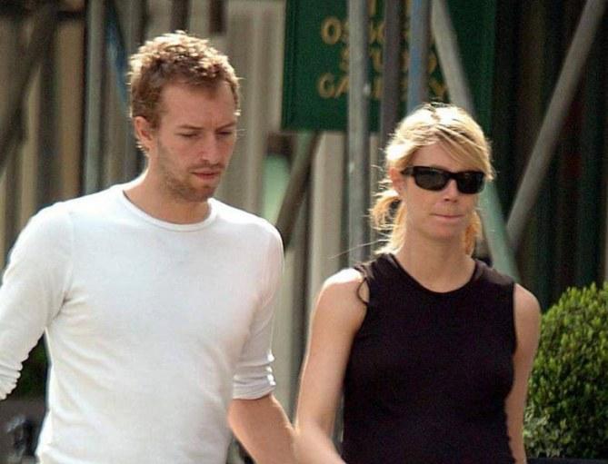 Chris Martin und Gwyneth Paltrow