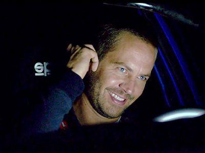Paul Walker dans Furious 7