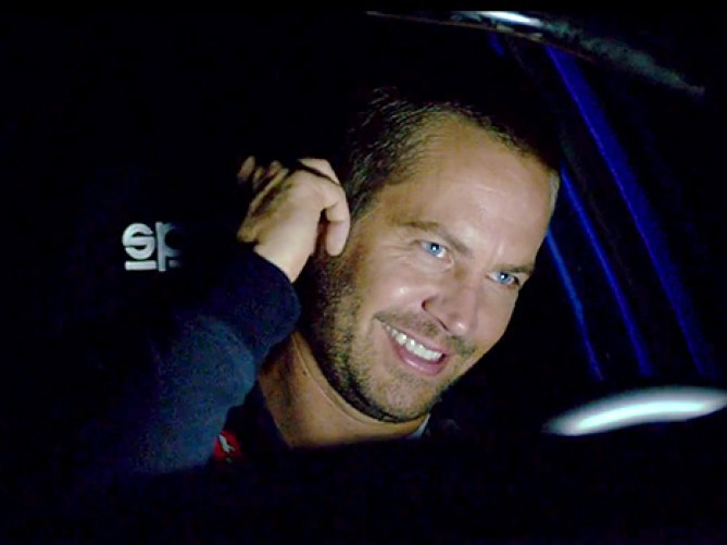Paul Walker dans Furious 7