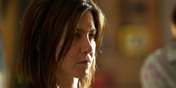 Jennifer Aniston sans maquillage dans Cake