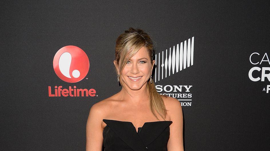 """Jennifer Aniston sans maquillage dans son prochain film : """"C'était fabuleux"""""""