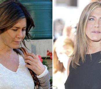 Aniston: Molto meglio senza make-up! Le foto dell'attrice struccata e irricono