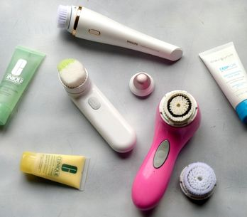 Quelle brosse utiliser pour nettoyer mon visage?