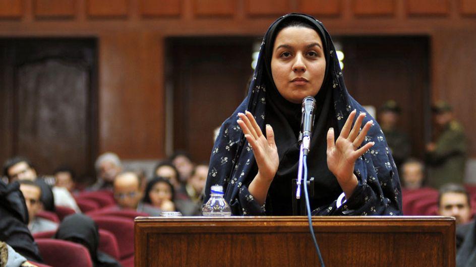 Una mujer es ejecutada en Irán por matar a su violador