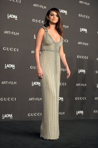 Selena Gomez au LACMA 2014.