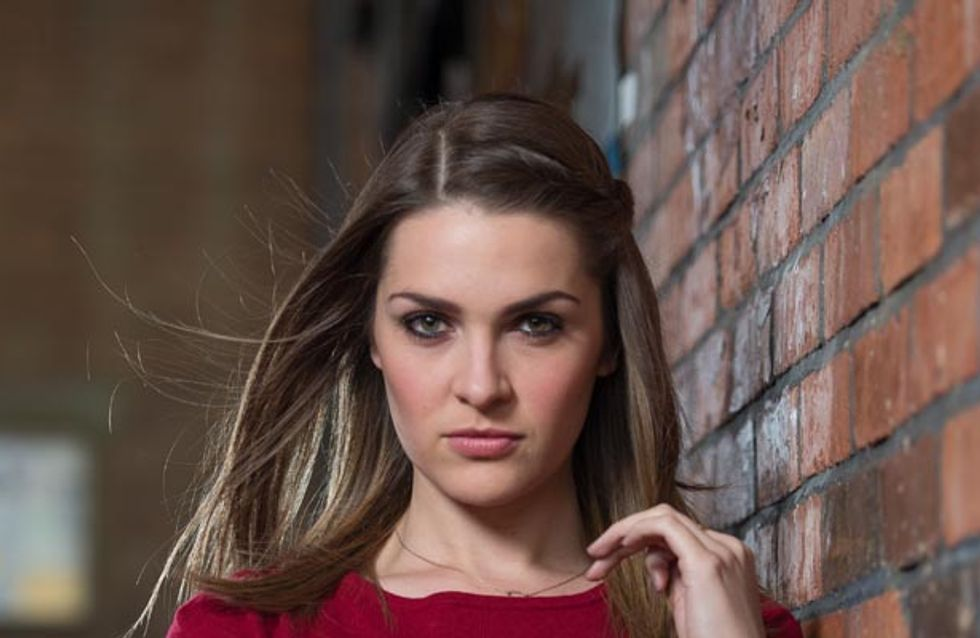Hollyoaks 14/11 – The McQueens are oblivious to the danger ahead