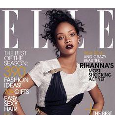 Rihanna : Fini la vulgarité, elle se transforme en cover girl stylée (Photos)