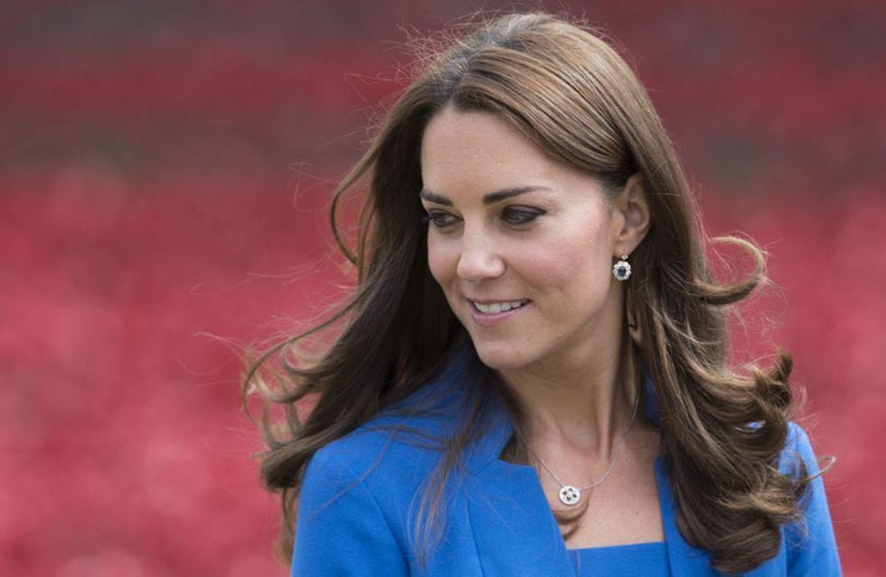 Kate Middleton podría estar embarazada de gemelos