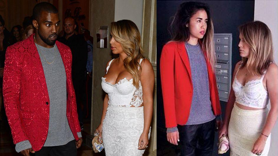 Ces deux copines parodient à la perfection Kim Kardashian et Kanye West