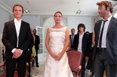 Le mariage d'Hélène et Peter dans la saison 5 (Les Mystères de l'Amour)