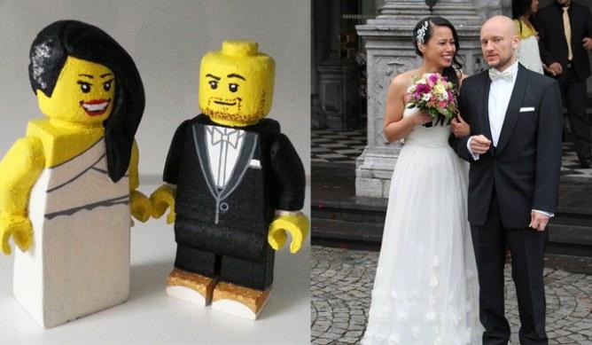 Miri & Heiko & ihre Legofiguren