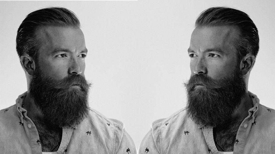 This Man's Beard Took Him From Average Joe To A God Among Men