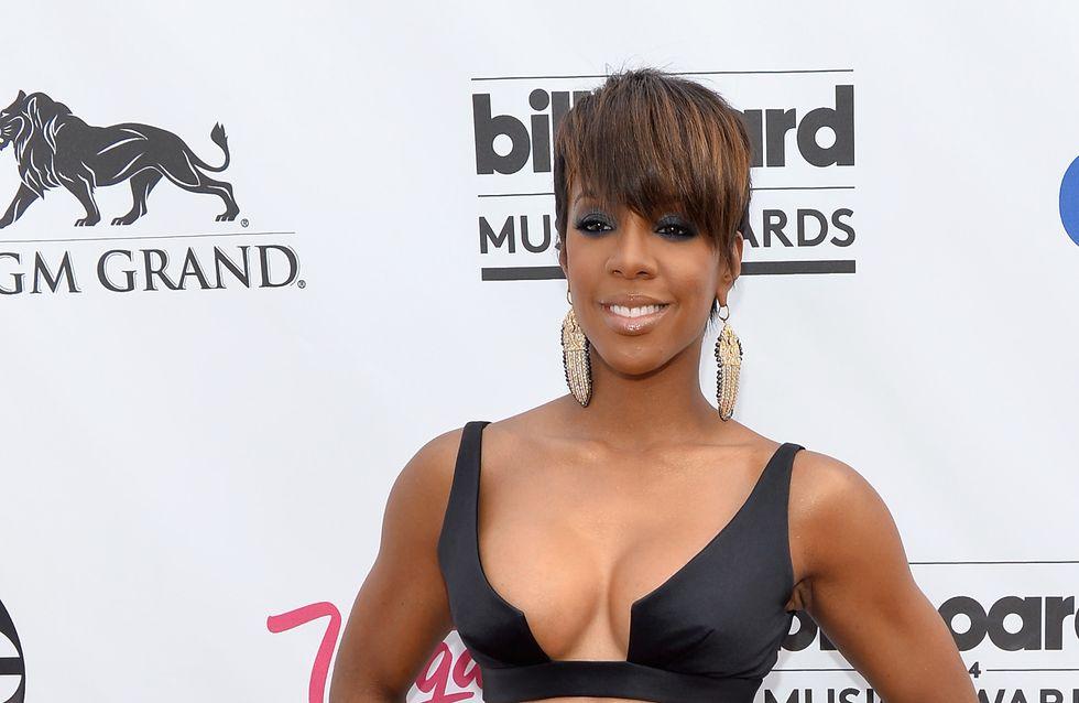 Kelly Rowland, maman pour la première fois