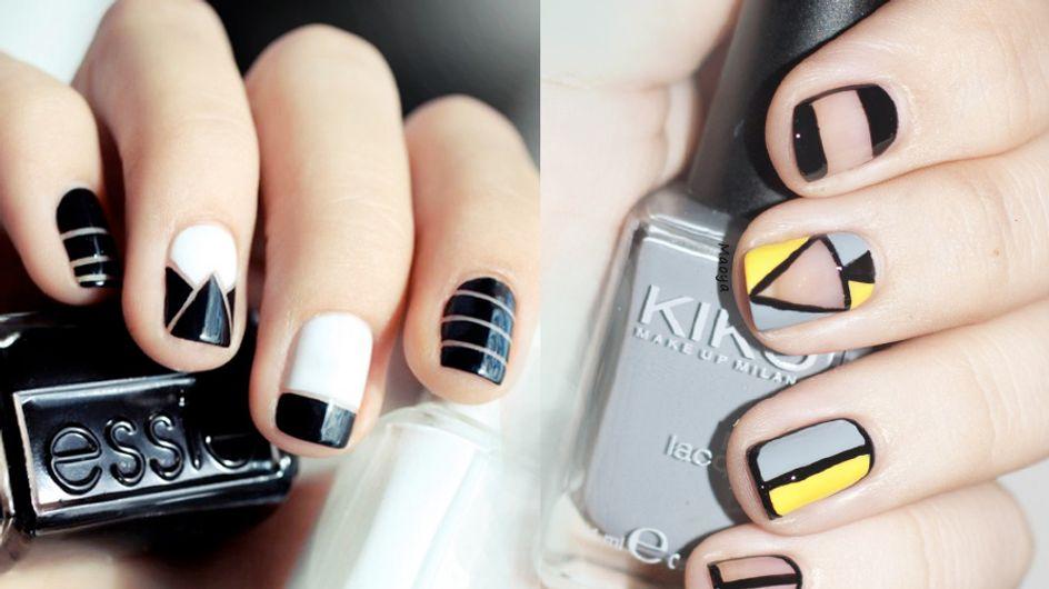 Mut zur Lücke! Wir lieben diesen neuen Nail Art Trend