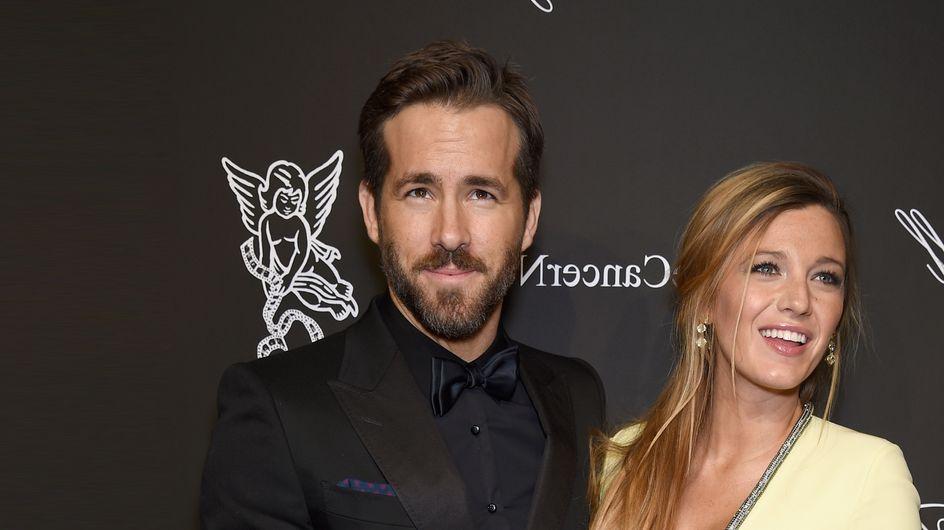 Blake Lively et Ryan Reynolds, surpris par le sexe de leur bébé ?