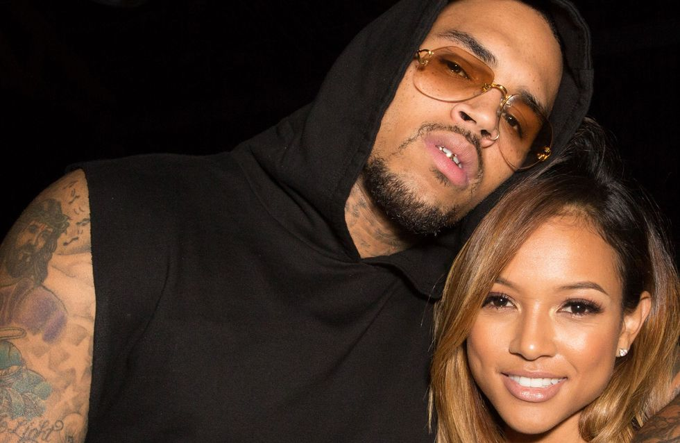 Chris Brown Is At It Again: Goes OFF On Talk Show Hosts Who Call Him A Cheater