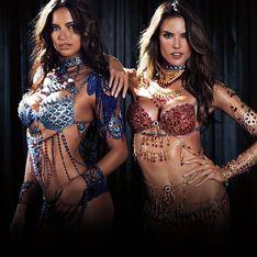 Victoria's Secret dévoile deux Fantasy Bras pour son prochain défilé
