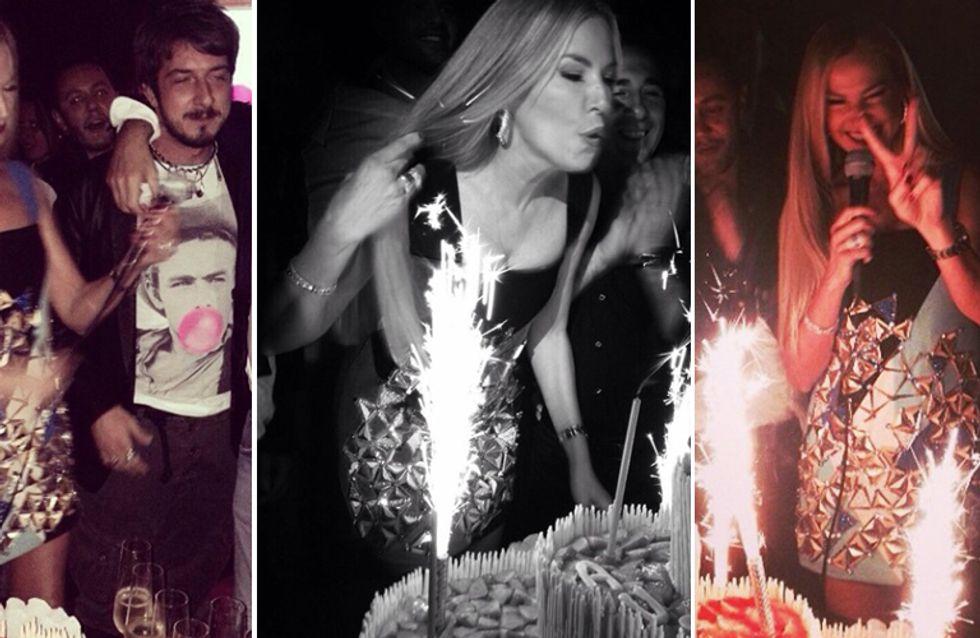 Federica Panicucci festeggia il suo 47° compleanno. Ecco le foto del party!