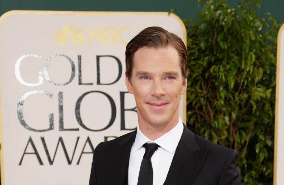 Benedict Cumberbatch está noivo e fez o anúncio da forma mais britânica possível