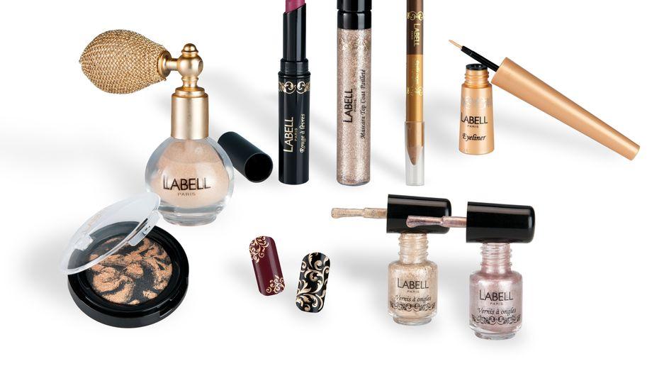 Labell Paris dévoile sa ligne de maquillage Baroque Drama