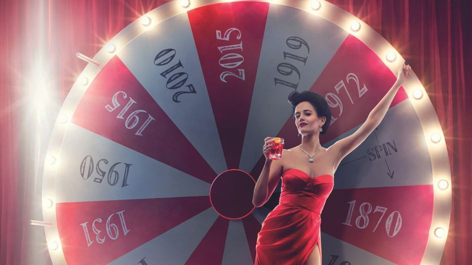 Eva Green protagoniza el calendario Campari 2015