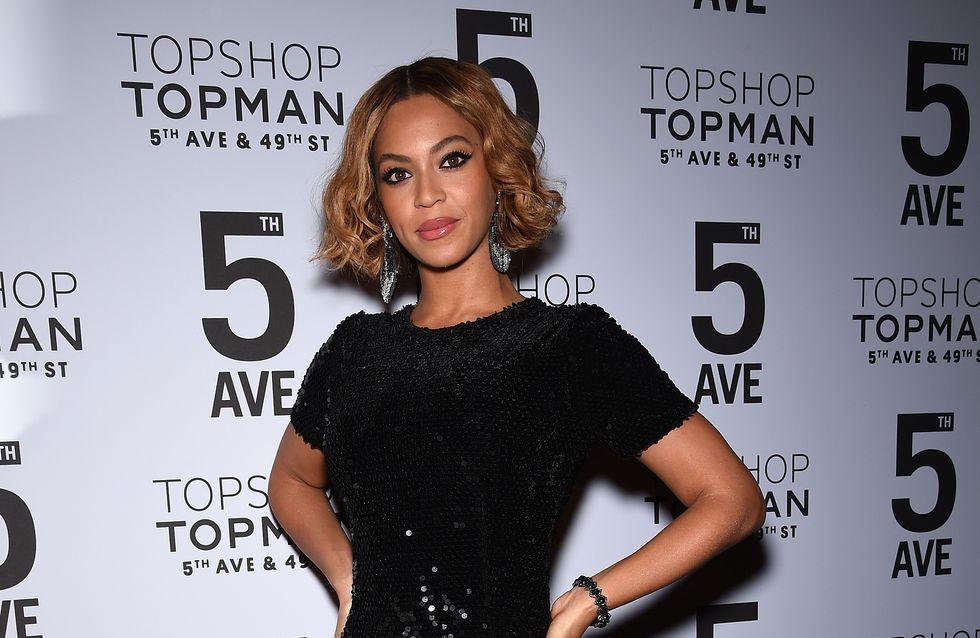 On copie le look pailleté Topshop de Beyoncé