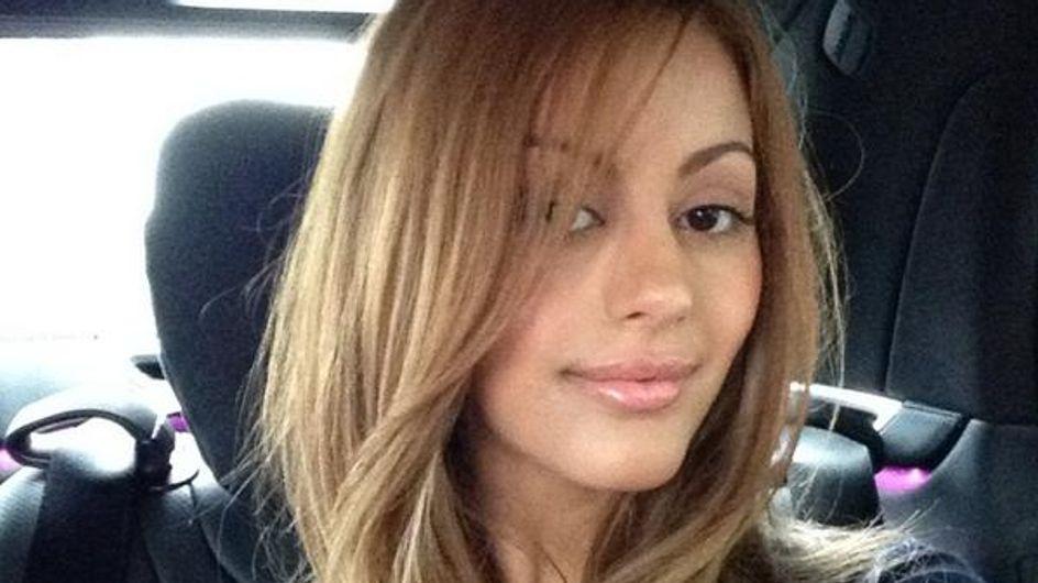 Zahia s'affiche sans maquillage (Photo)