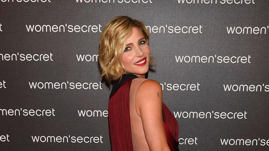 Elsa Pataky deslumbra en Madrid y se desnuda para Women'Secret
