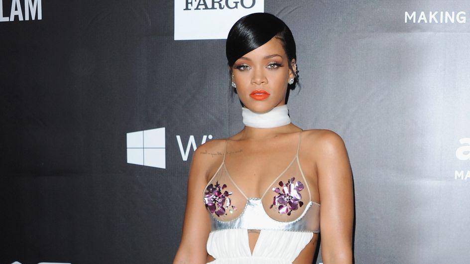 Rihanna provoque Instagram avec des photos très osées